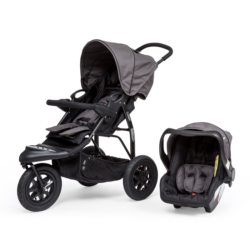Adventure Extreme Travel System Stroller With Capsule