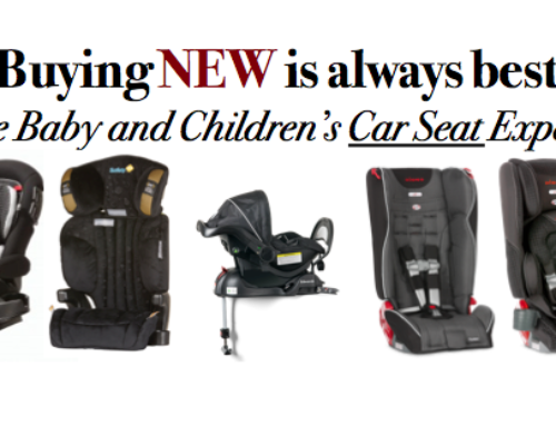 Your local car seat retailer